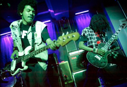 RadKey @ The Portland 14/10/13 Photo by Valerio Berdini
