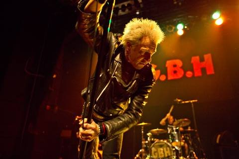 GBH, FREEDOM FACTION and BEVERLEY KILLS