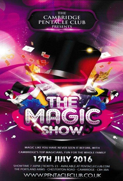 The Magic Show 2