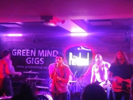 Green Mind presents IDLES