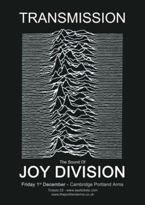 TRANSMISSION – 'The sound of Joy Division'