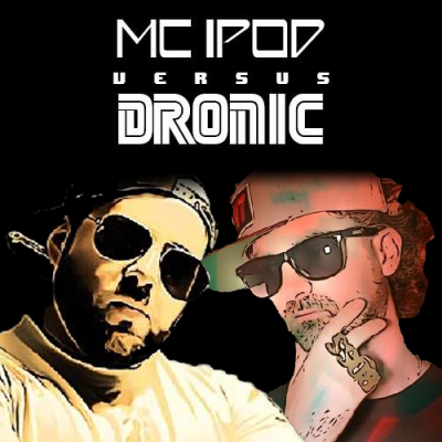 Aaahh!!! Real Records presents MC iPOD X DRONIC