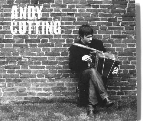 Mayflower Folk Club: Andy Cutting