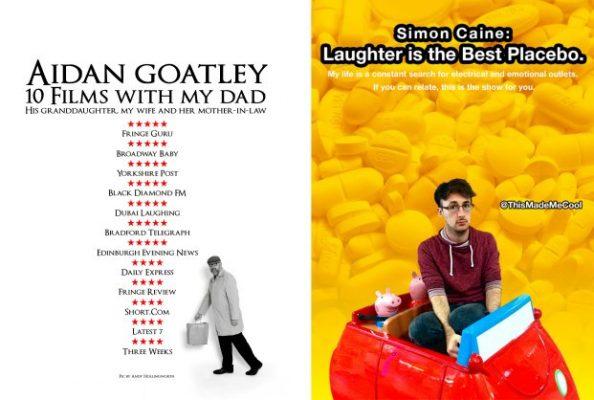 Aidan Goatley & Simon Caine Comedy Show