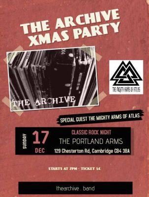 The Archive Xmas Party