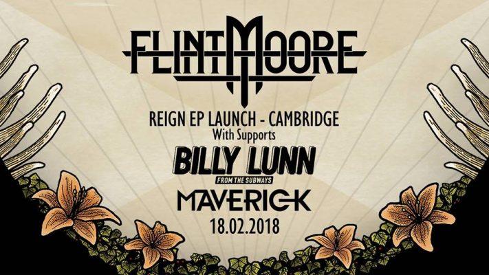 Flint Moore EP Launch