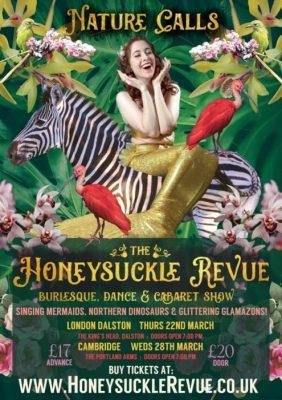 Honeysuckle Revue: Nature Calls