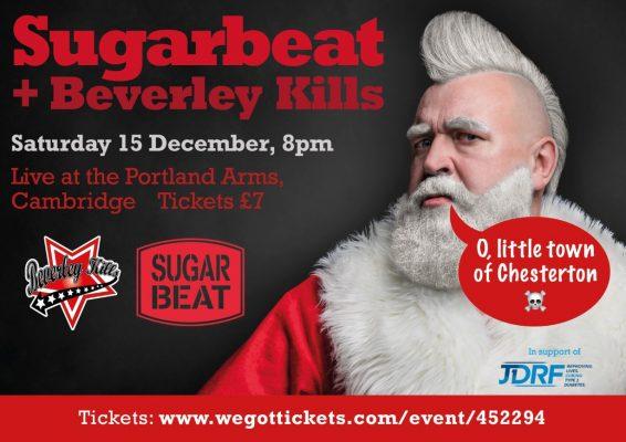 Sugarbeat Xmas Party