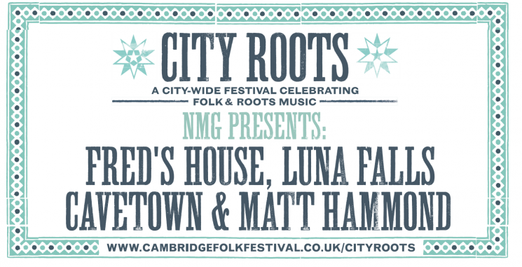 NMG Presents @ City Roots