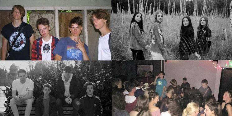 Cambridge Band Comp: Under 18's Heat 1