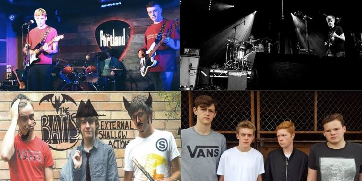 Cambridge Band Comp: Under 18's Heat 3