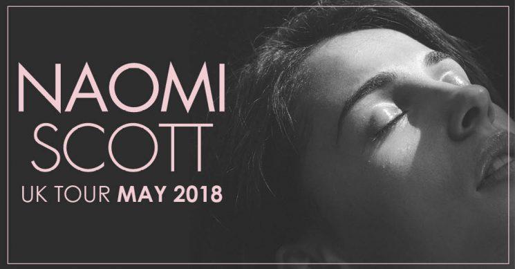 Live Nation presents: Naomi Scott plus special guests