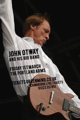 JOHN OTWAY AND HIS BIG BAND