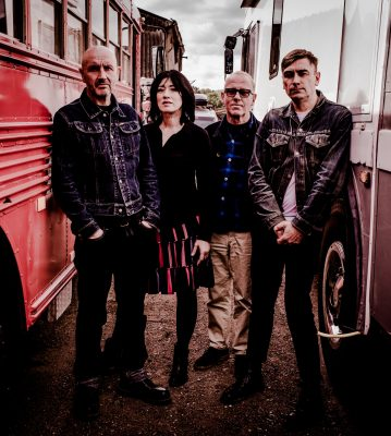 Green Mind presents PIROSHKA (members of Lush, Elastica, Moose...)