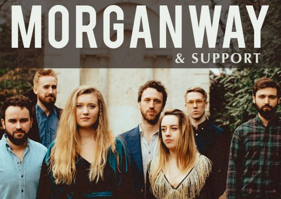 AMERICANA NIGHT with Morganway + Gasoline & Matches + Demi Marriner & Robbie Cavanagh