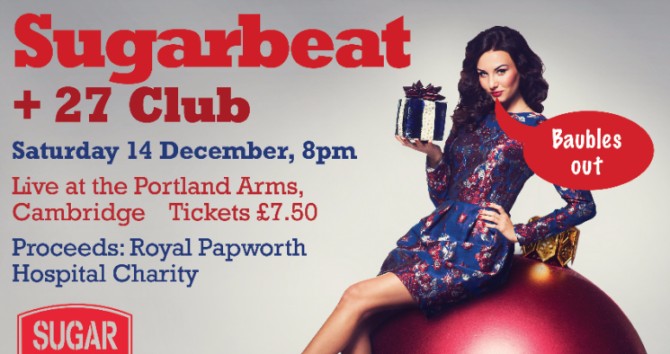 Sugarbeat Christmas Party +27 Club