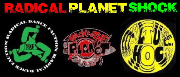 *SOLD OUT* R.D.F, Back to the Planet, Culture Shock
