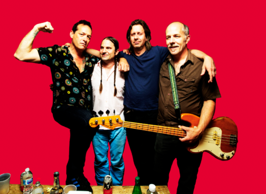 Green Mind presents HOT SNAKES +Grieving