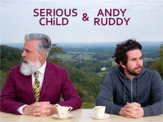Serious Child & Andy Ruddy – talk about the weather